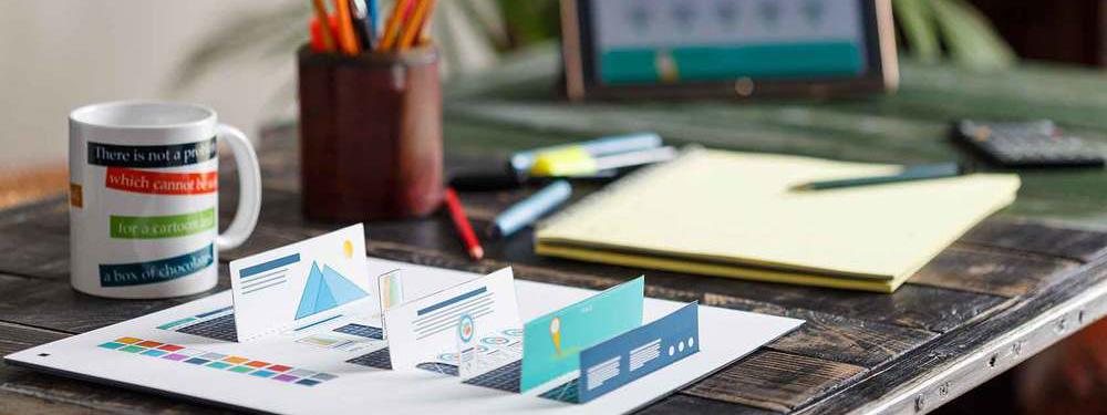 Una foto che illustra la creazione di siti internet per piccole e medie imprese