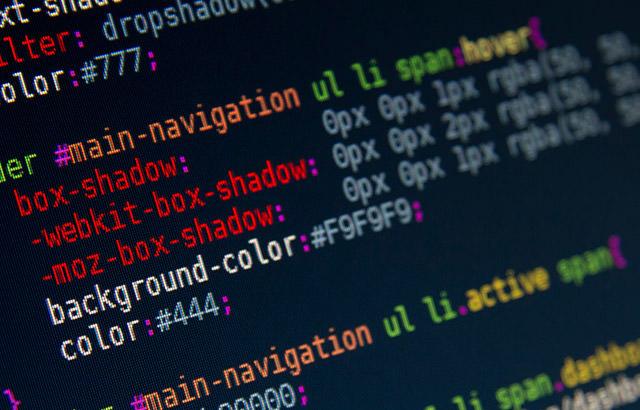 Un esempio di CSS (foglio di stile)