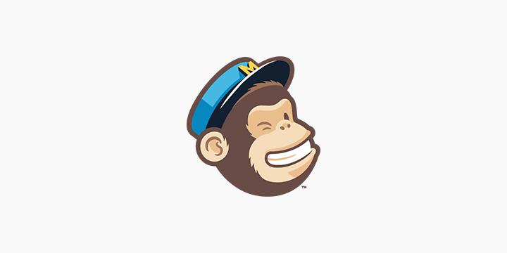 Il logo di Mailchimp