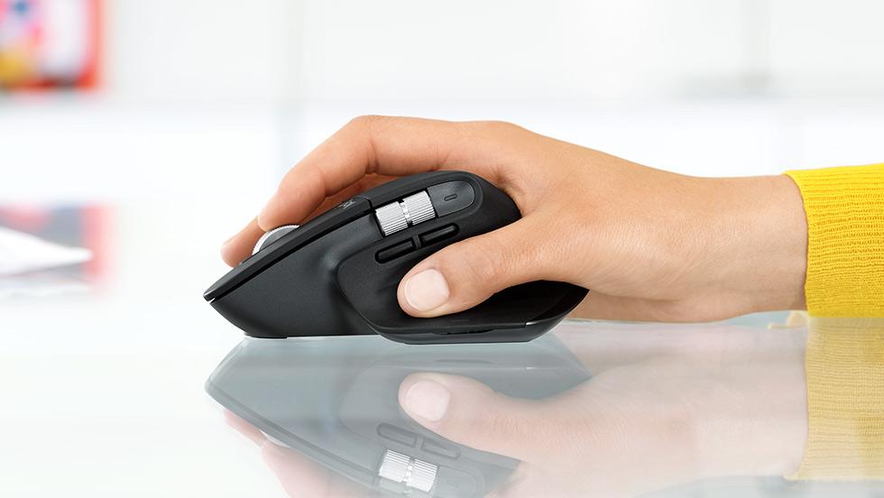 Il mouse MX Master 3 di Logitech