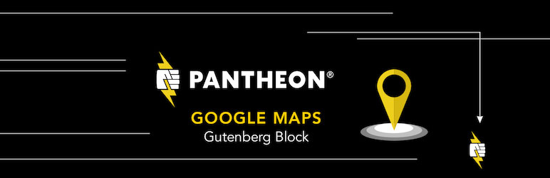 Banner Gutenberg Block For Google Maps Embed By Pantheon