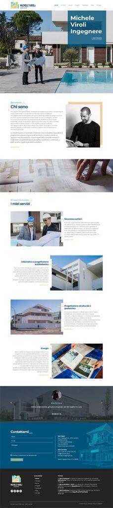 Home page di Micheleviroli.it