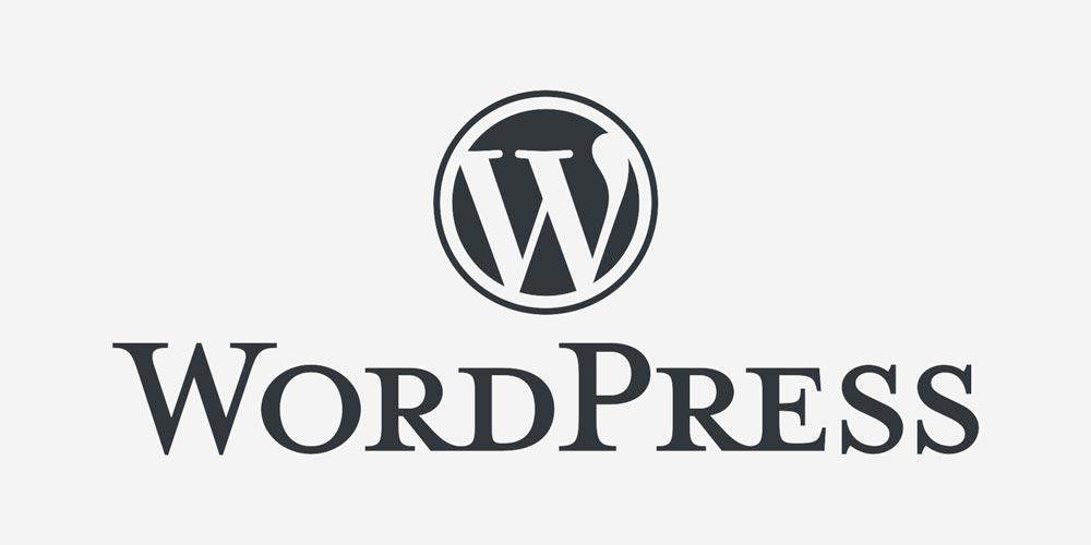 Il logo di WordPress